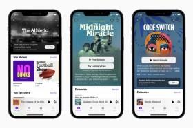 Apple 推出 Apple Podcasts 訂閱制 開啟 Podcast 新篇章