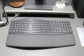 舒適的人體工學鍵盤來了!羅技 ERGO K860開箱試用報告