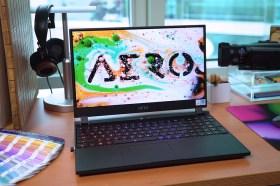 在乎螢幕色準的創作者照過來!技嘉發表全新Tiger Lake系列筆記型電腦