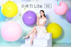 台灣小米推出小米11 Lite 5G與全新小米智慧顯示器P1系列