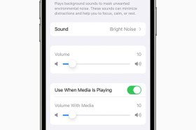 Apple貼心推出各種無障礙技術與功能!iPad支援眼動追蹤另外還有『背景音』功能喔