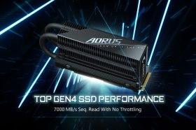 雙熱導管散熱!技嘉AORUS Gen4 7000s Prem. SSD固態硬碟上市