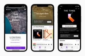 Apple Podcasts 訂閱制和頻道現已向全球開放