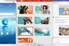 微軟 Windows 11發表了!三大功能與新介面更美更安全