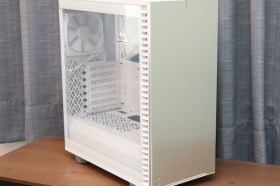超時尚的電腦機殼!Fractal Design Define 7 Compact TG 開箱介紹