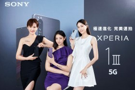 Sony Mobile旗艦5G機 Xperia 1 III台灣價格與販售日確認!首款採用4K HDR OLED 120Hz螢幕