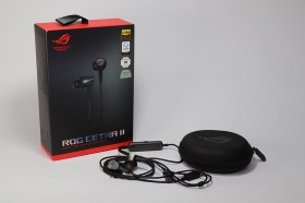 超高C/P值!華碩ROG Cetra II 入耳式電競耳機開箱使用心得分享