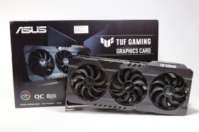 非常超值的極致效能選擇!華碩TUF GAMING GeForce RTX 3070Ti 顯示卡評測