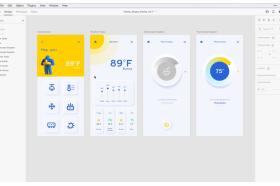Adobe 推出新 XD 樣式工具:內側陰影、外框筆觸和角度漸層