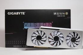 創作者與遊戲玩家的極致選擇!技嘉GeForce RTX 3080 Ti VISION OC 12G 顯卡評測
