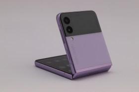 更時尚更好用!四色隨你選的 Samsung Galaxy  Z Filp3 5G發表與實機照