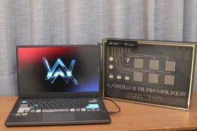 史上最炫還附贈專屬混音器的Alan Walker聯名筆電!華碩 ROG Zephyrus G14 AW SE 開賣