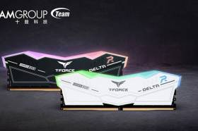 有燈效就是炫!十銓發表T-FORCE DELTA RGB DDR5電競記憶體