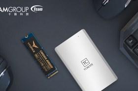 十銓發表 T-CREATE  CLASSIC Thunderbolt3 外接SSD及T-FORCE CARDEA 黑武士 Z44L PCIe4.0 SSD