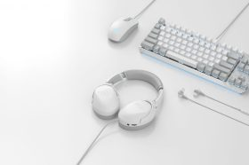 白色風暴來襲!ROG月光系列電競周邊絕美登場有手感超好的ROG NX機械軸鍵盤