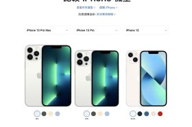 iPhone 13全系列差異比一比!9/17 20:00官網開放預訂!電信商則搶先開跑預購