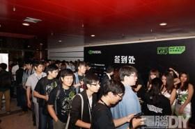 NVIDIA GTX 690上海發表會