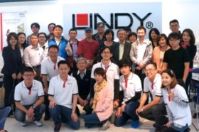 LINDY TAIWAN 經銷商大會