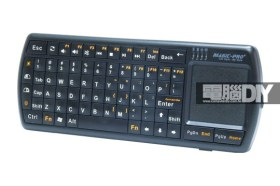 Magic-Pro ProMini BT Touch2掌上型藍牙鍵盤