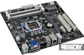 軟體功能齊全的m-ATX主機板ECS H61H2-M