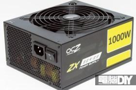 提供穩定且足夠的電流輸出OCZ ZX 1000W電源供應器