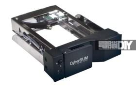 CyberSLIM S601 plus 內接式硬碟抽取盒