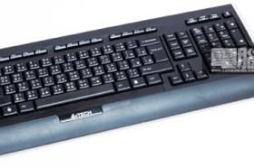 無線多功能鍵盤與智慧型滑鼠的最佳搭配 雙飛燕A4tech 9300F