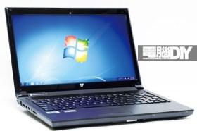 NB的體積,Desktop的效能CLEVO P151HM1筆記型電腦