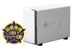 Synology DS212j 網路儲存設備