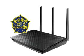 ASUS RT-N66U Dark Knight 雙頻無線網路路由器