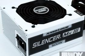 老店新開 壯志凌雲 PC Power & Cooling Silencer MKIII 500W 電源供應器