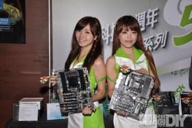 華擎Computex展前小情報!「超頻」主機板現身!