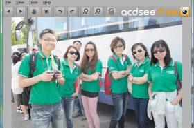 圖片管理軟體ACDSee Free