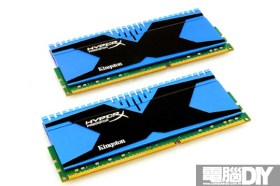 Kingston HyperX Predator 8GB Kit記憶體