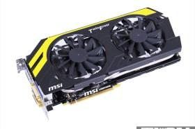 GK104的帝王 微星GeForce GTX 770 Lightning顯示卡