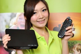 WD發表最新家用多媒體產品