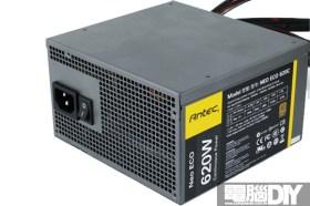 平價大拋瓦!Antec NeoECO 620C 電源供應器