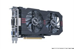 Maxwell新架構 ASUS GeForce GTX750Ti顯示卡