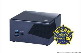桌機效能挑戰迷你極限 GIGABYTE GB-BXi7-4770R 超微型電腦套件