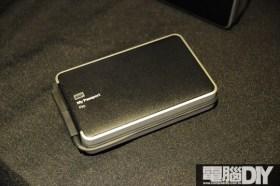 WD My Passport Pro – 搭載Thunderbolt技術的可攜式硬碟