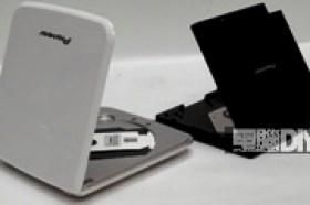 小筆電的最佳拍檔Pioneer上掀式外接光碟機