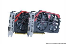 低耗能也能有高效能! 微星GeForce GTX750Ti GTX750 Gaming顯示卡