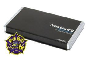 VANTEC NexStar3 2.5吋硬碟外接盒