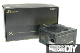 Seasonic X-series 560W