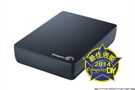 容量最大、速度最快的行動儲存空間 Seagate Backup Plus Fast 可攜式硬碟機