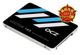 斷電保護,性能攻頂:OCZ VECTOR 180 固態硬碟