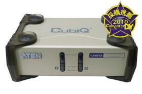 ATEN CubiQ KVM多電腦螢幕切換器