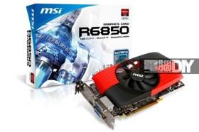 MSI R6850 顯示卡