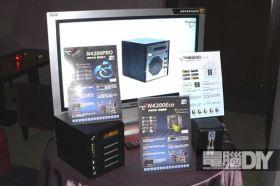 儲存裝置的精粹-色卡司2010存粹新品發表會