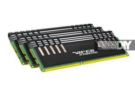 Patriot Memory 毒蛇Xtreme系列 DDR3三通道記憶體